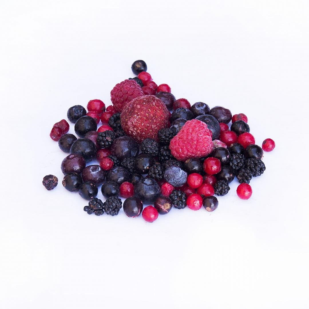 Mezcla de Frutas Ultracongelada